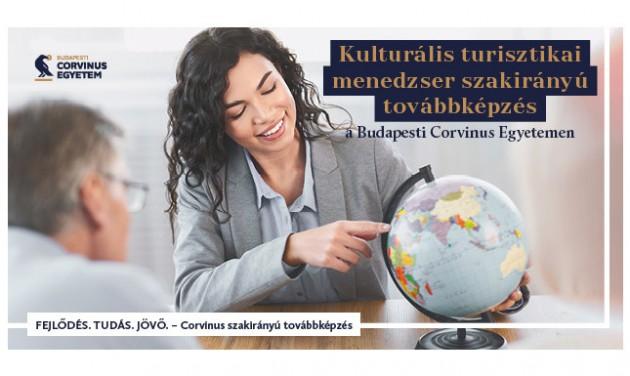 Turisztikai menedzser képzést indít a Corvinus