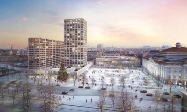 A veszélyeztetett világörökségek listájára került Bécs történelmi városközpontja