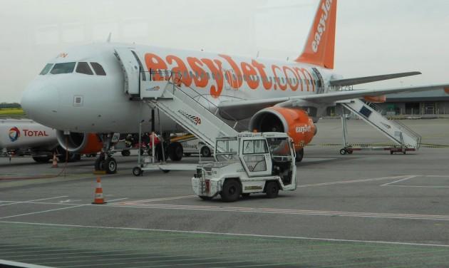 Konszolidációt vár az európai légiforgalomban az easyJet