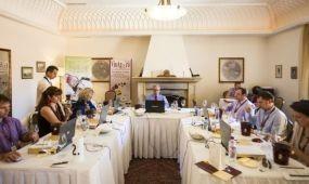 Nemzetközi borverseny Tarcalon