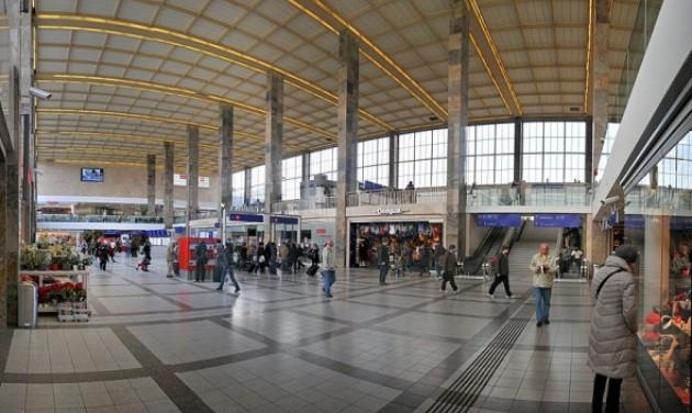 Szigorúbb biztonsági intézkedések a bécsi Westbahnhofon