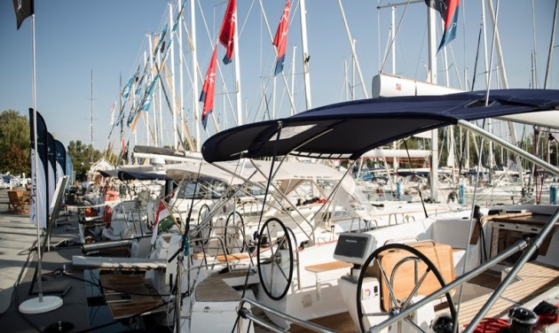 Jön a Balaton Boat Show