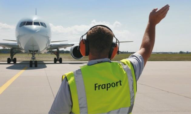 Rövidített munkaidőt vezetnek be a frankfurti reptéren