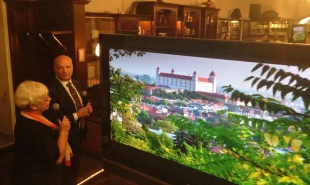 Szlovák ízek hetedszer a Gerbeaud-ban