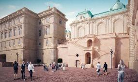 Ilyennek álmodta meg Hauszmann a Budavári Palotát