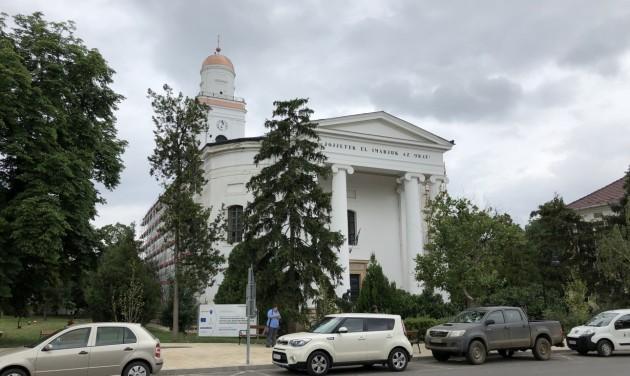 Turisztikai látogatóközpont nyílt a mezőtúri református templomban