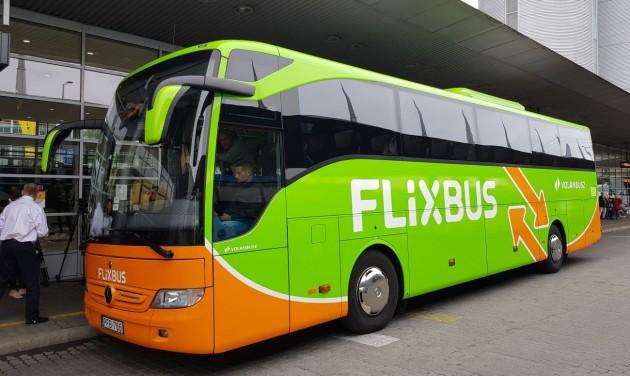 Irodát nyitott a FlixBus Budapesten