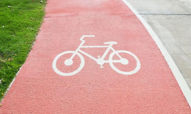 A hazai kerékpárutak hossza 2030-ra eléri a 15 ezer kilométert