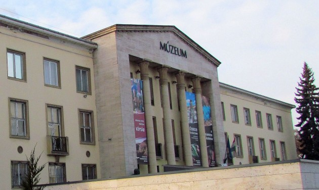 Európai színvonalú fejlesztés a Herman Ottó Múzeumban