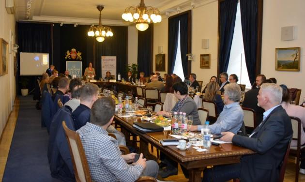Fővárosi Turisztikai Kerekasztal: e-sport és digitális transzformáció
