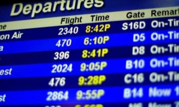 4,7 százalékkal bővülhet évente a légi utasforgalom