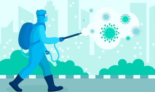 Nanotechnológiás fertőtlenítés Veszprém megyei szállodákban