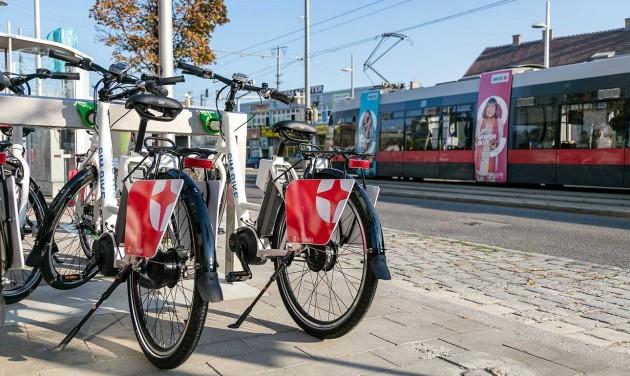 Mobilitási pontot helyeztek üzembe Bécsben