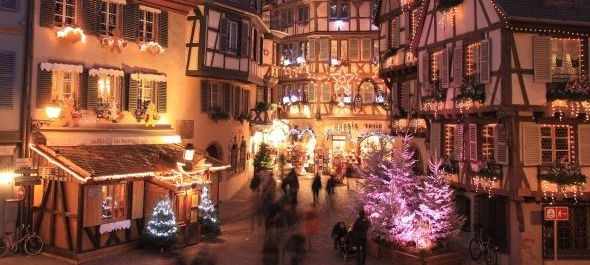 Karácsonyi vásárok, Európa-szerte