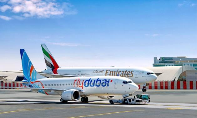 Újból érvényben az Emirates és a flydubai partnersége