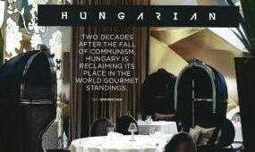 Délkelet-Ázsiában is írnak a magyar csúcsgasztronómiáról