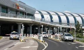 Kártyás fizetés a reptéri parkolókban