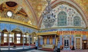 Veszélyben az isztambuli Topkapi palota egy része