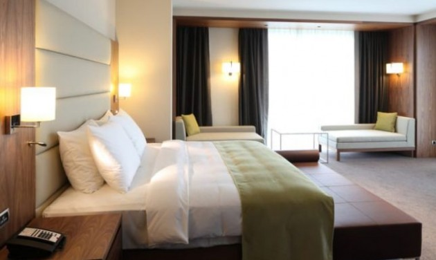 Jól teljesítenek a magyar szállodák a régióban