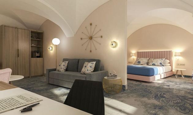 Nyolc lakosztállyal bővült az Anna Grand Hotel