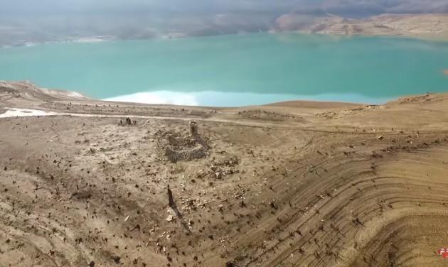 Kiszáradt a Ramsko-tó - VIDEÓ