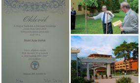 Elkötelezett a környezetvédelem mellett a Hotel Azúr