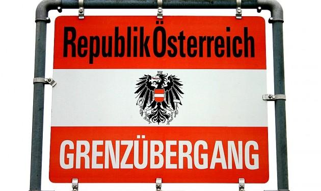 Újra megnyitottak négy határátkelőt az osztrák-magyar határon