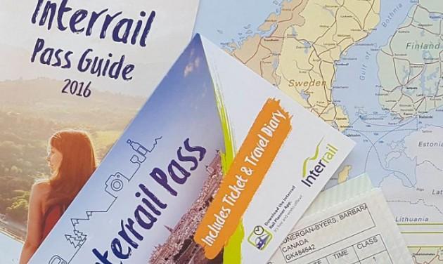 Már lehet pályázni az ingyenes Interrail-bérletre