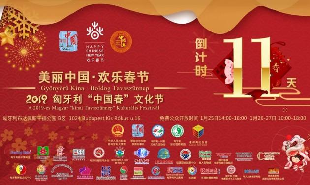 Kínai tavaszünnep a Millenárison
