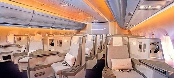 Hétköznapi luxus a Finnair új óriásgépén