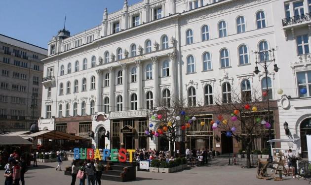 Hungarikum Élményház a Vörösmarty téren