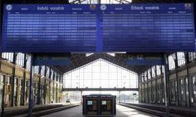 Két hétre bezárt a Nyugati pályaudvar