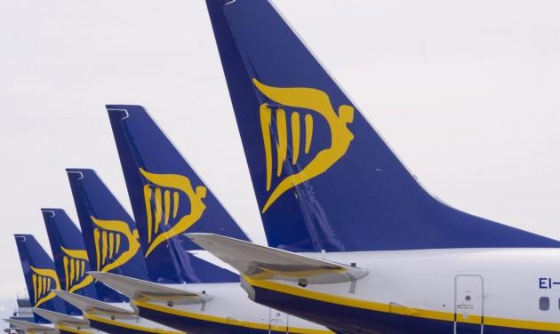 A Ryanair a francia légi sztrájkok befejezésére szólít fel
