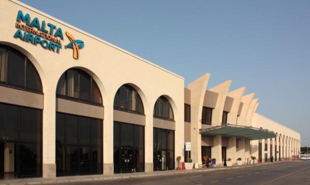Változás a Máltai Repülőtéren