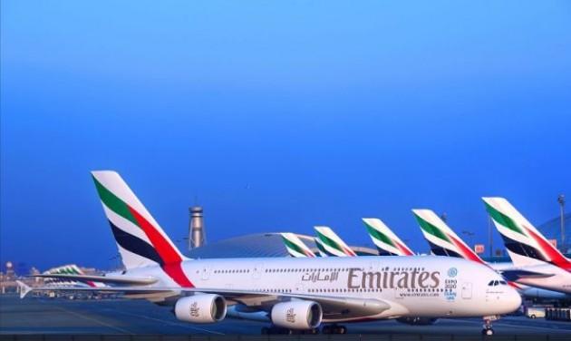 Laptop- és tablet-megőrző szolgáltatás az Emiratesnél