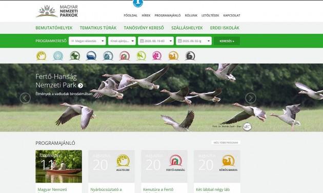 Kampány indult nemzeti parkjaink népszerűsítésére