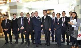 Agrárdiplomáciai találkozók az Internationale Grüne Wochén