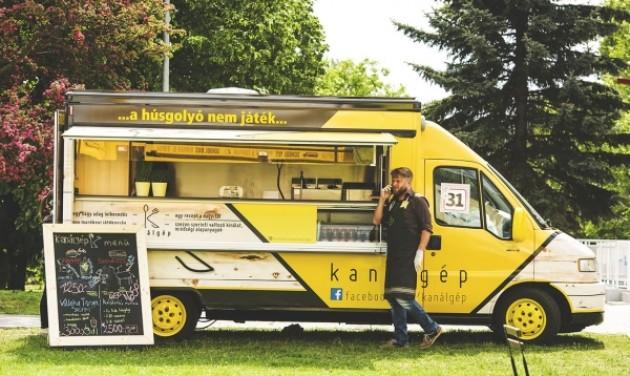 Street food: új irányzatok