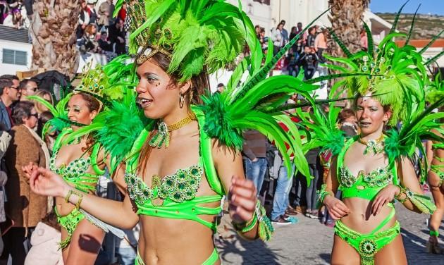 Csaknem kétmillió turistát várnak a riói karneválra