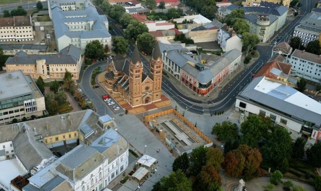 Modern városok program: 3400 milliárd forintból 260 projekt
