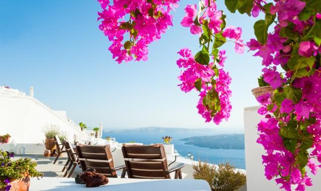 Forró a helyzet a görög szállodáknál is