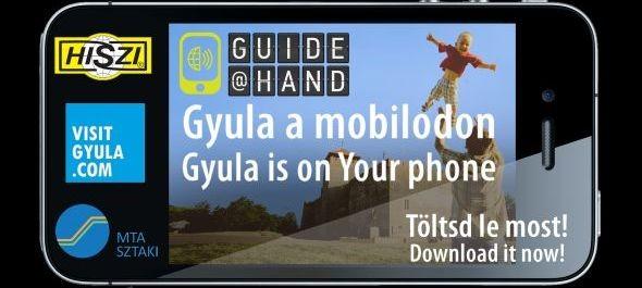 Guide@Hand Gyulán