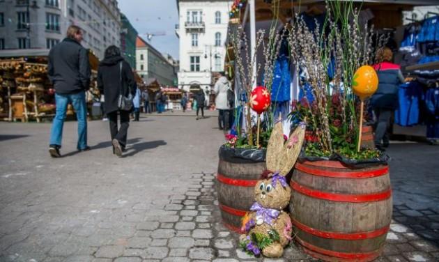 Megnyílt a Budapesti Tavaszi Vásár