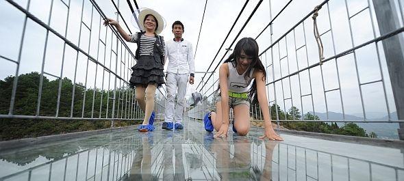 Kiállta a töréspróbát a világrekorder híd