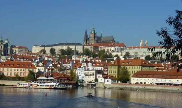 A Prágai Vár továbbra is a legnépszerűbb