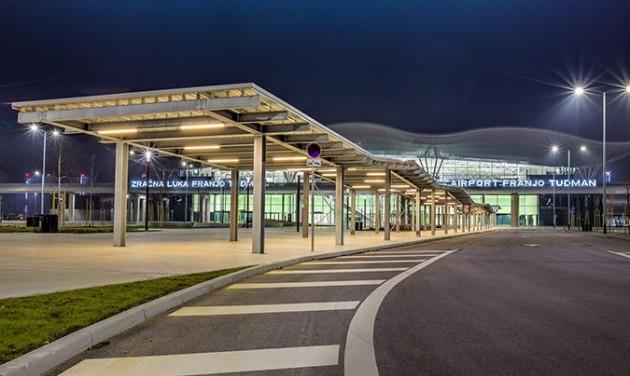 Megnyitották az új zágrábi Franjo Tudjman repülőteret