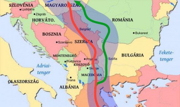 Új közbeszerzés lesz a Budapest-Belgrád vasútra