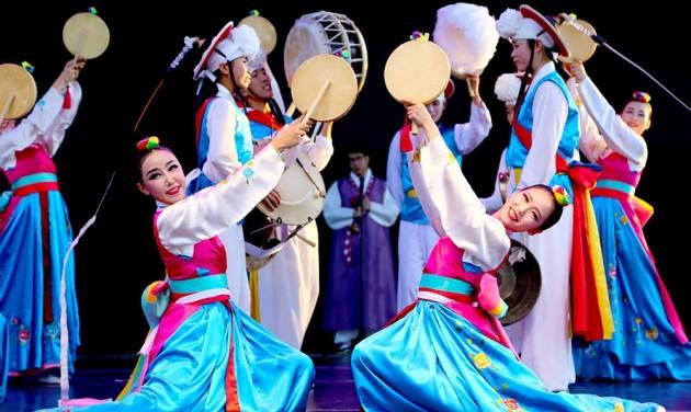 Dél-Korea bemutatkozik a Budapesti Tavaszi Fesztiválon