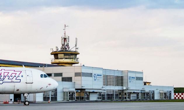 Rendkívüli állami támogatást kap a debreceni reptér a járvány miatt