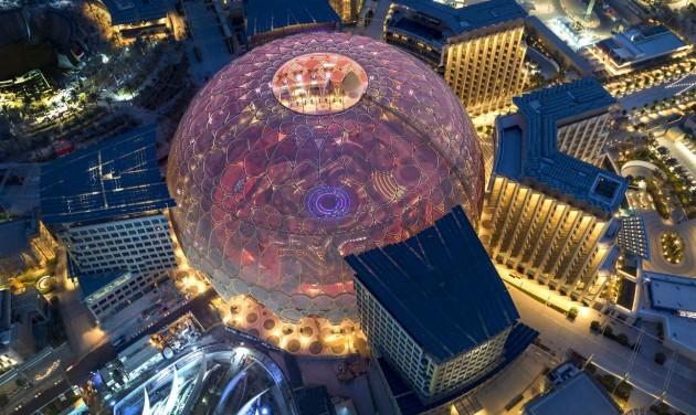Fél évig Dubajban dobog a világ szíve